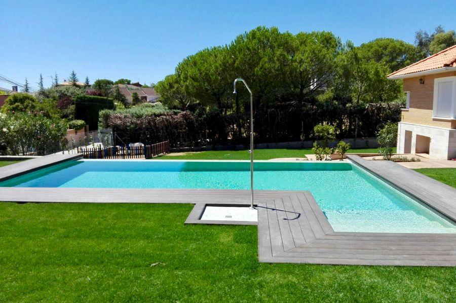 jardines piscinas y diseo de exteriores - Piscinas De Diseo